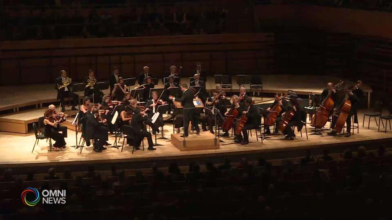 La leggendaria Orchestra del Teatro San Carlo di Napoli arriva a Montreal