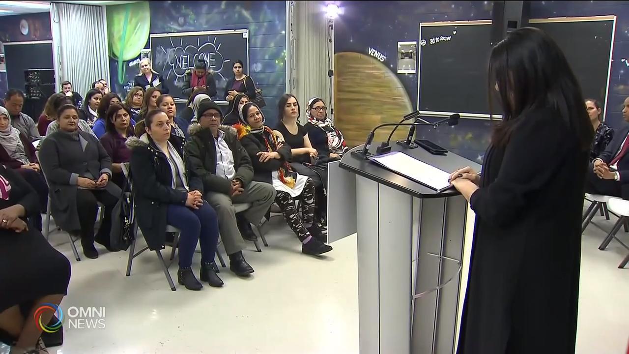 联邦推出 少数族裔新移民女性就业试验项目– Dec 05, 2018(ON)
