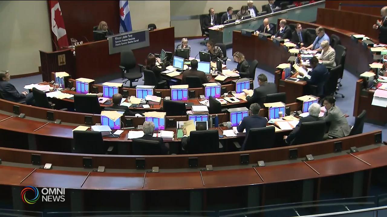 多倫多市議會討論開設大麻零售店 — Dec 13, 2018 (ON)