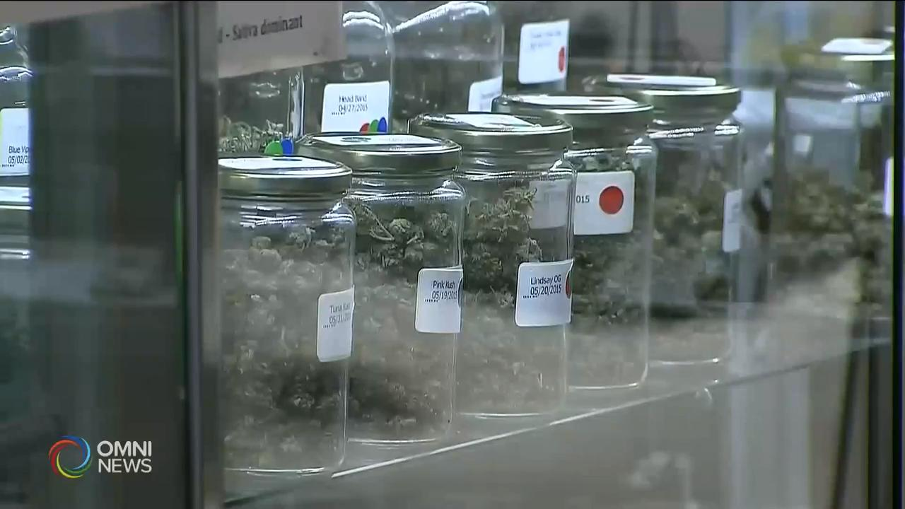 大麻实体店的牌照申请十七日开始 – Dec 06, 2018(ON)