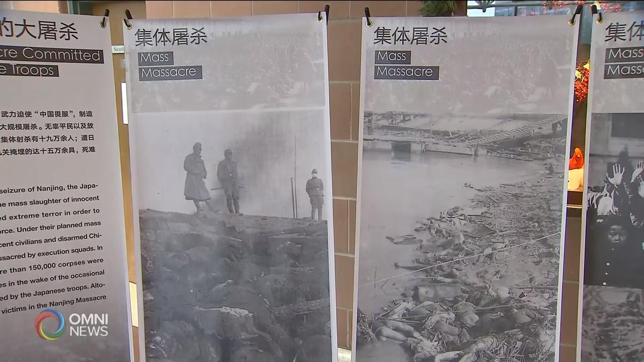安省各界举行南京大屠杀纪念活动 – Dec. 13, 2018(ON)