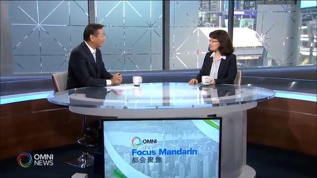 移民陆红谈梅移民女性从事科技工作 – Dec 05, 2018(ON)