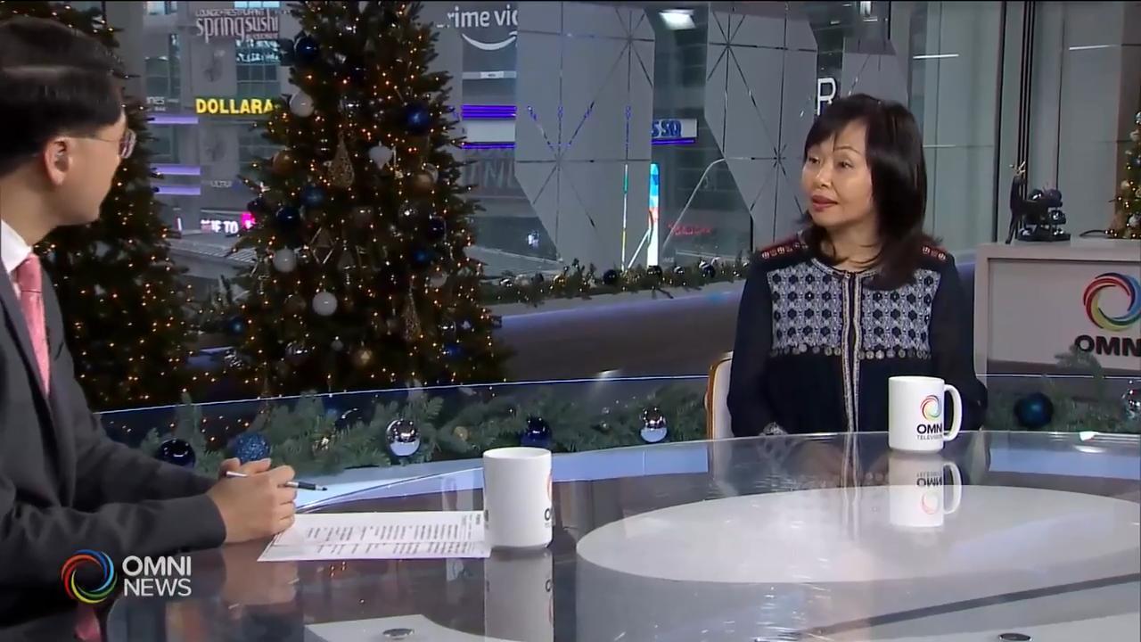 本年度紅楓傳奇人物 — Dec 12, 2018 (ON)