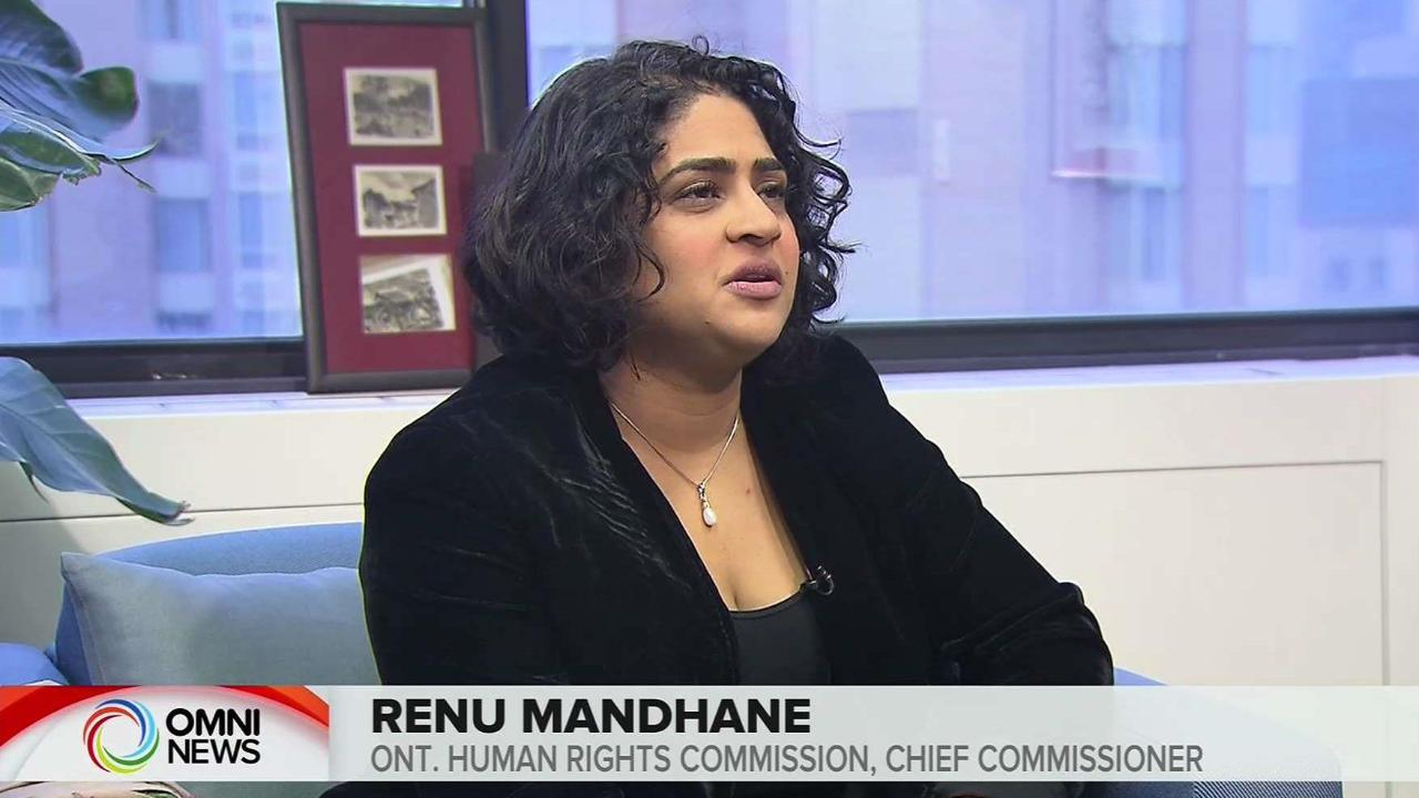 OHRC CHIEF COMMISSIONER INTERVIEW INTERIM REPORT SHOWS DISTU