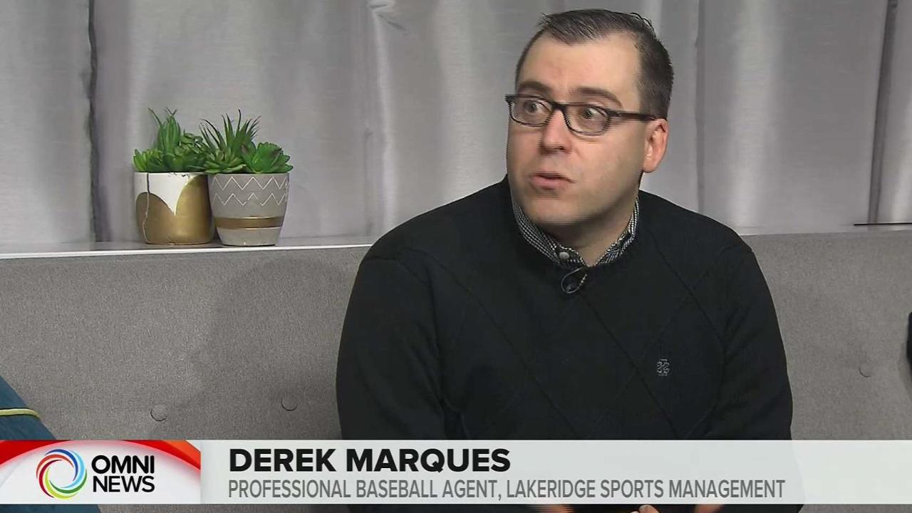 INTERVIEW WITH BASEBALL PROFESSIONAL AGENT DEREK MARQUES