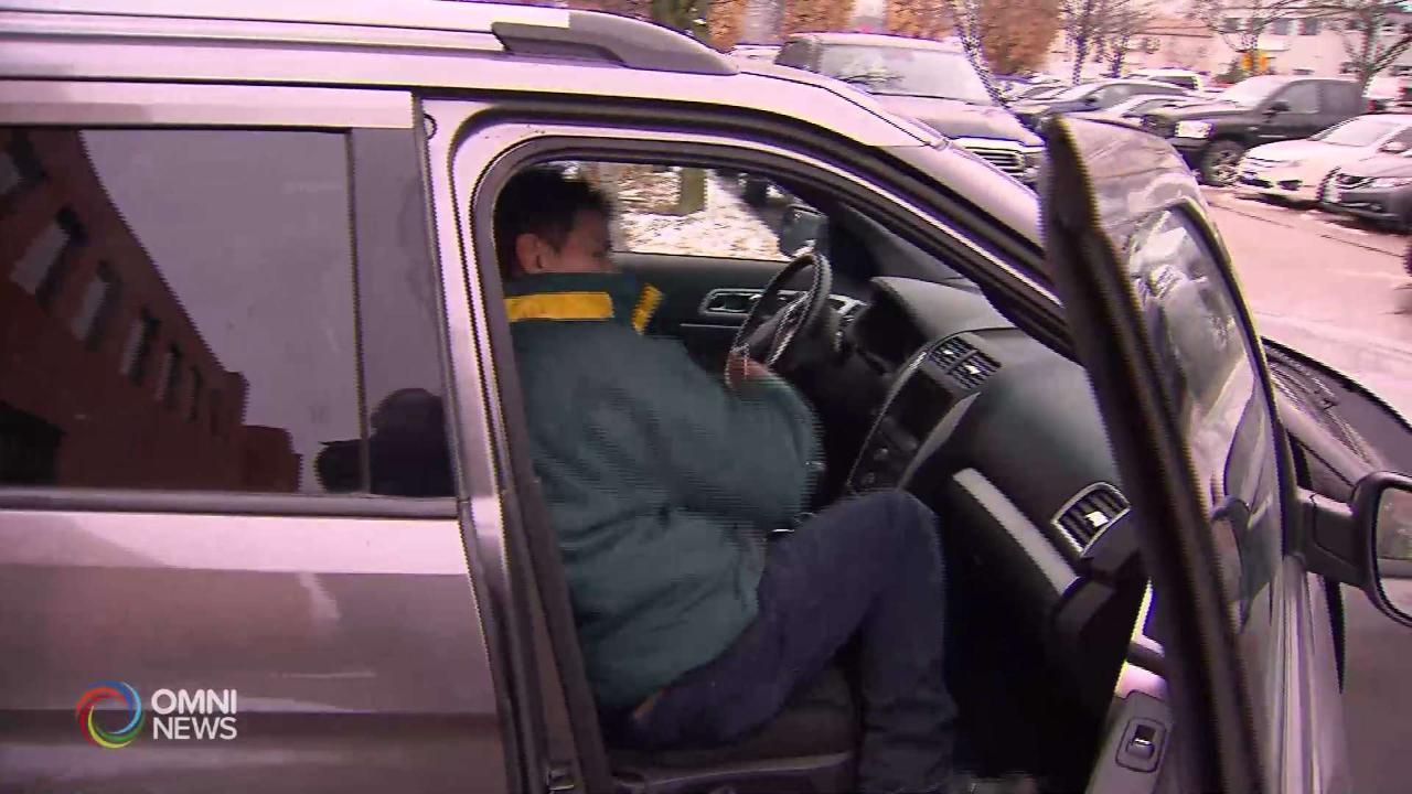 Furti d'auto in aumento in tutto il Canada