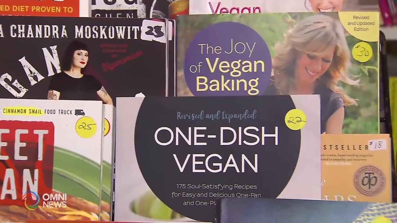 Diete vegane e vegetariane sempre più popolari in Canada