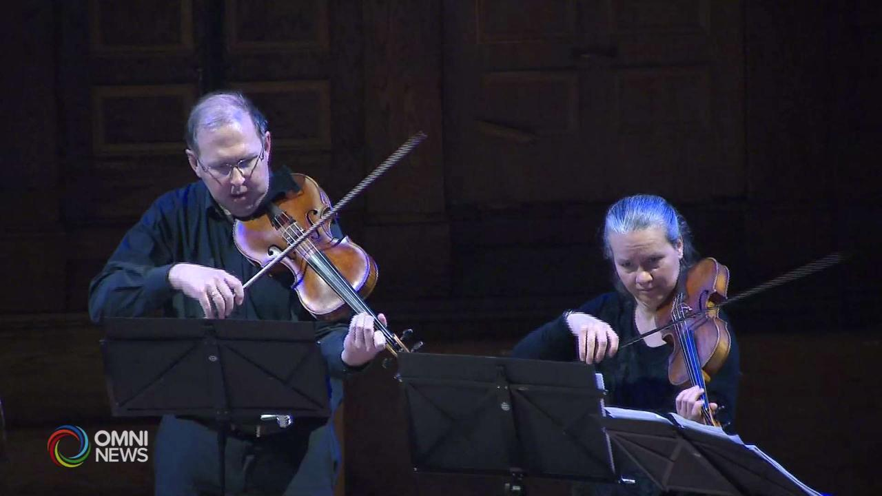 Tafelmusik presenta The Harlequin Salon