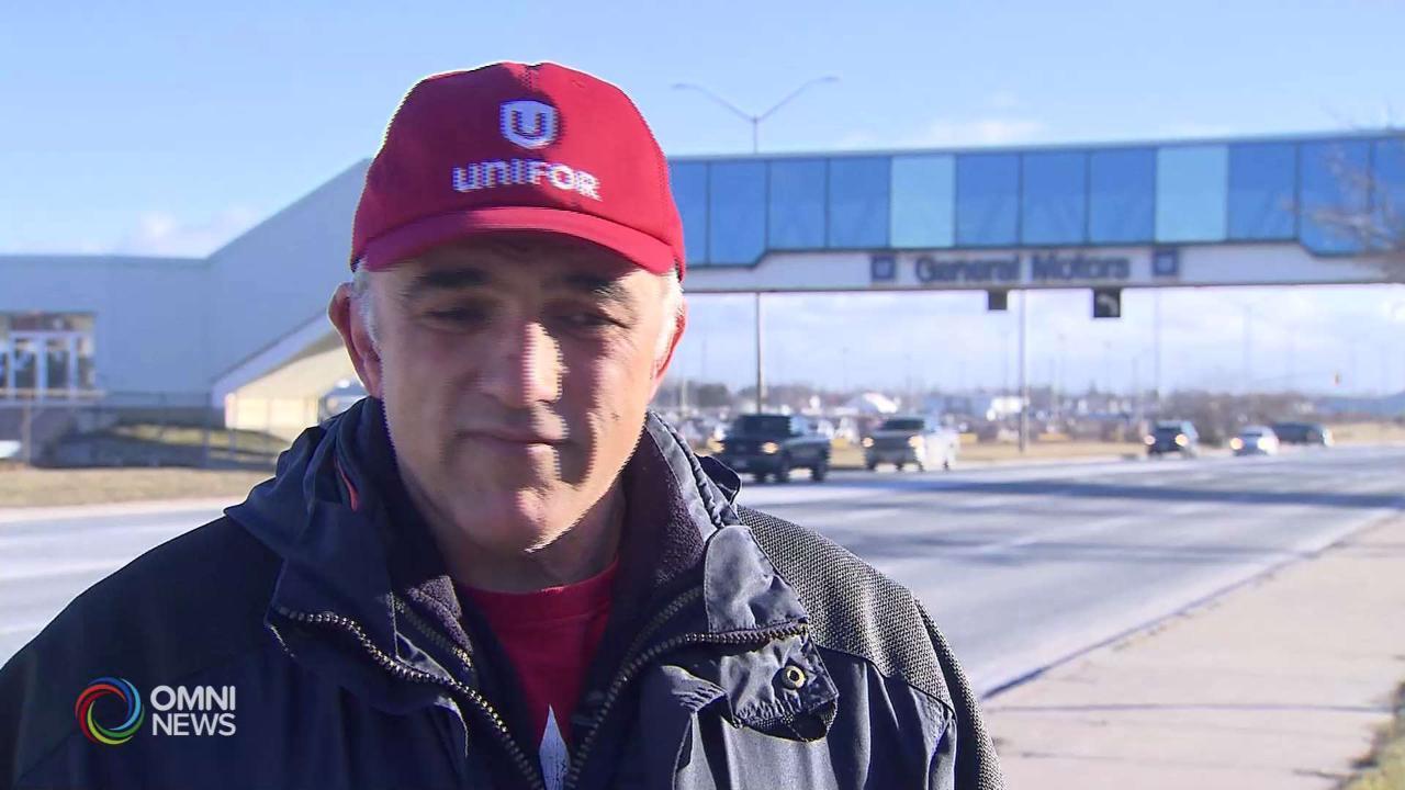 Un dipendente italocanadese di General Motors Oshawa parla della sua situazione personale