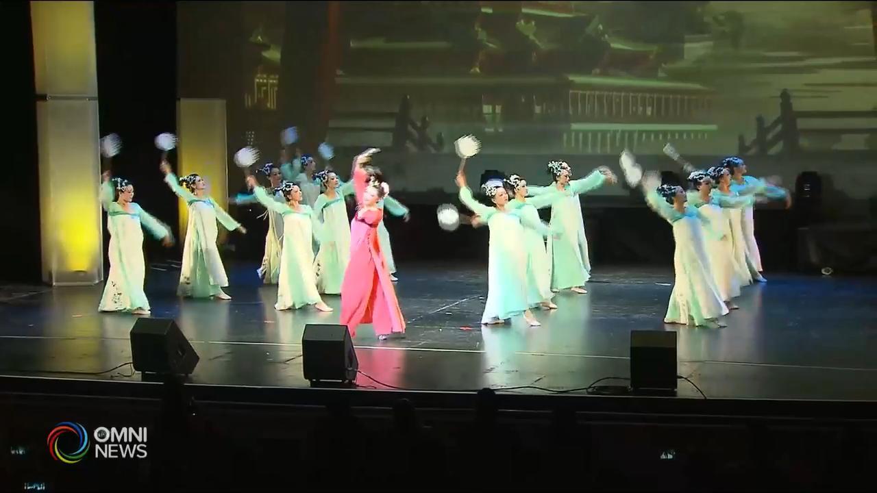 歡樂春節系列活動 — Jan 21, 2019 (ON)