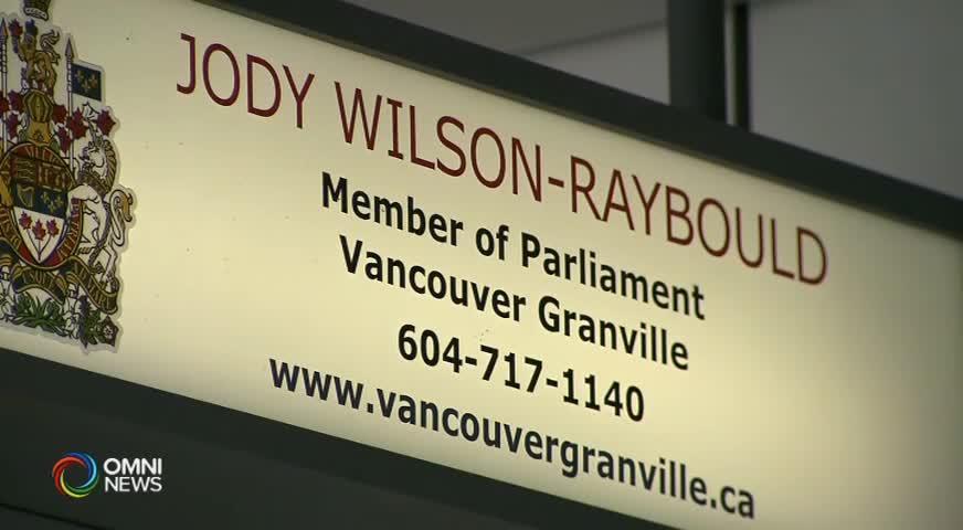 本地原住民社群發表聲明 支持Jody Wilson-Raybould 質疑杜魯多與原住民和解誠意(BC) – 2019FEB14
