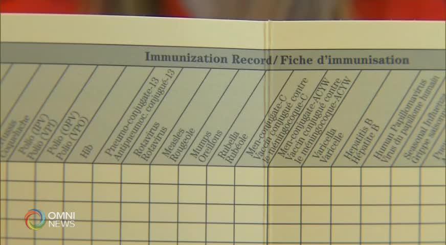 你需要打麻疹疫苗嗎?(BC) – FEB 20, 2019