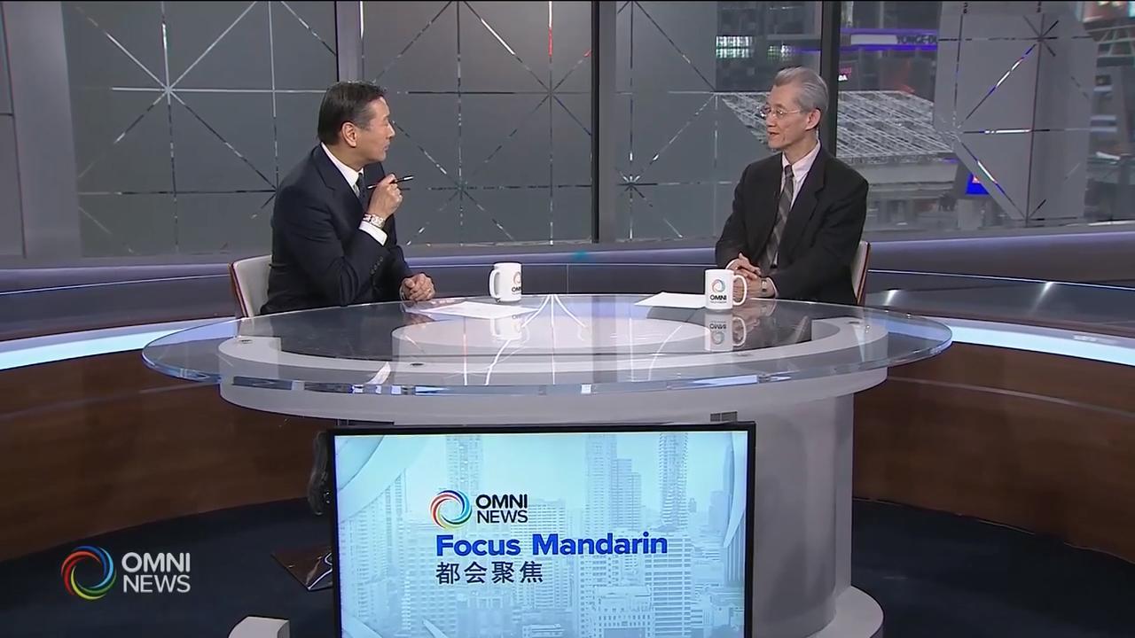 台湾大学教授明居正分析两岸关系 – Feb 21,  2019(ON)