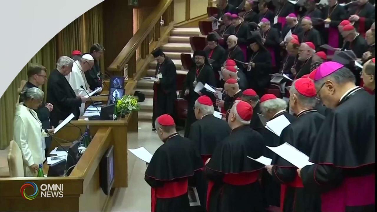 Incontro mondiale della Chiesa cattolica sugli abusi sui bambini