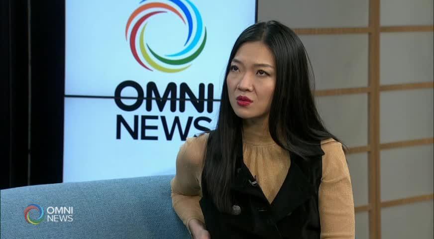 采訪加拿大華裔青年歌手涵子 談中西音樂中找尋第三條路(BC)- 2019FEB20