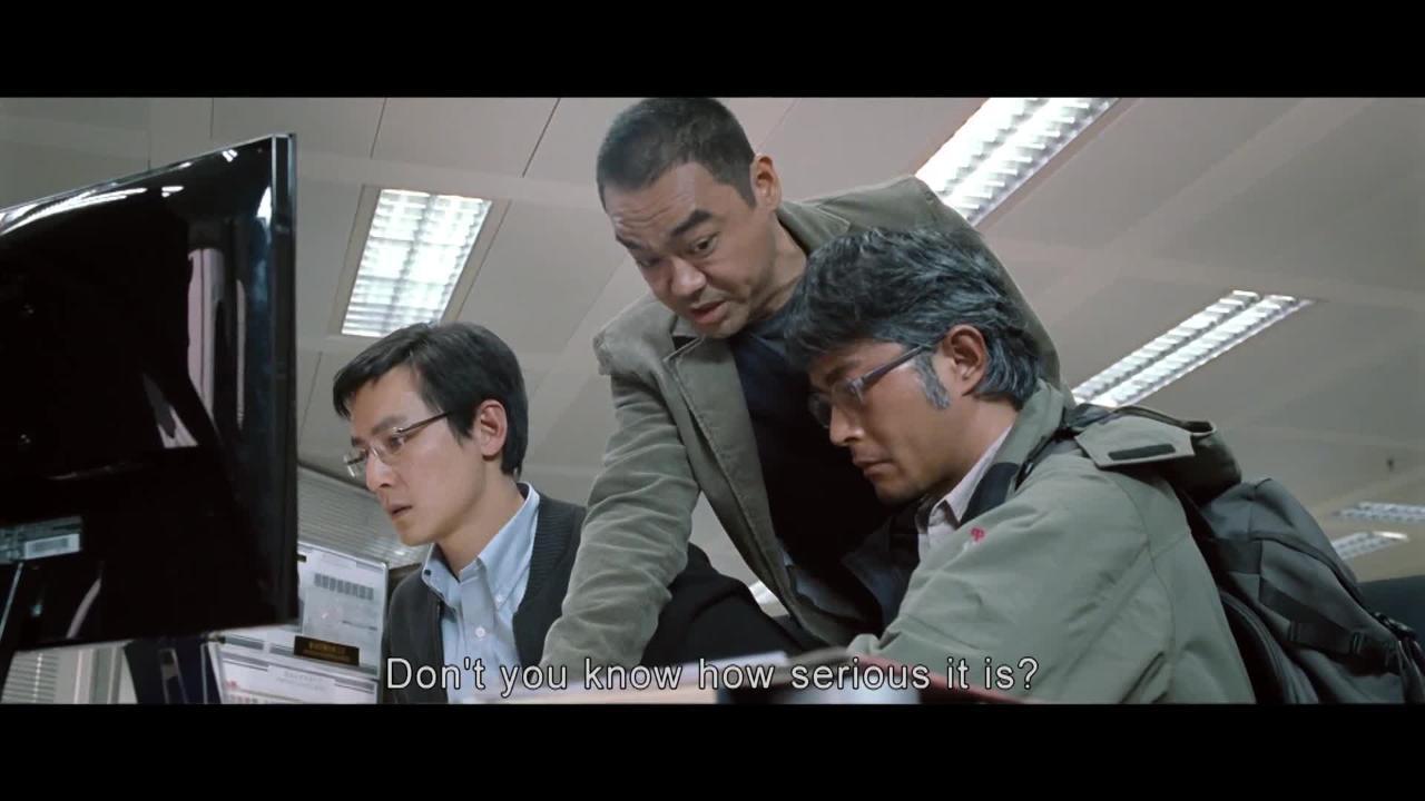 周日大電影﹕ 竊聽風雲