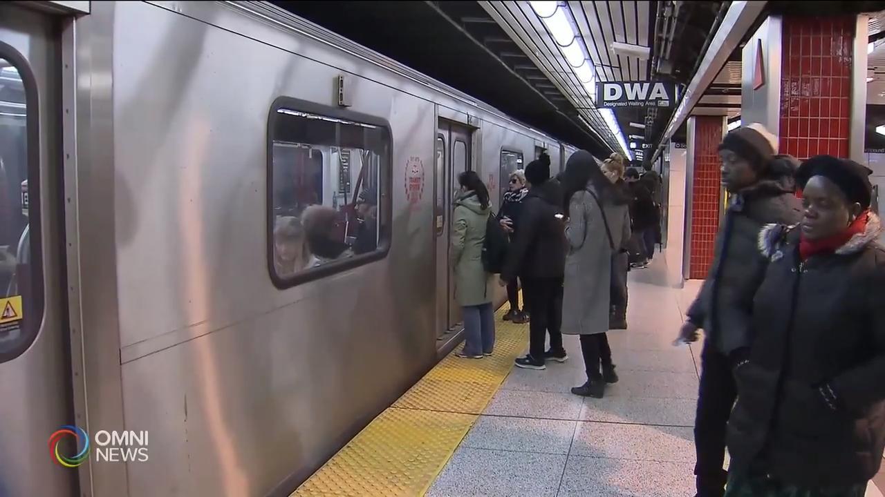 省府与多伦多就接管地铁系统同意展開谈判  – Feb 12, 2019(ON)