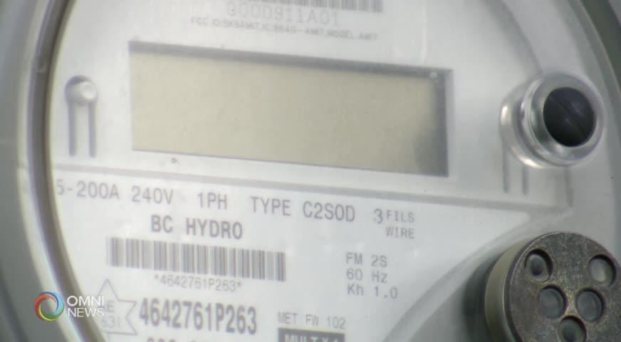 BC水電一期審計報告出爐 建議將電費升幅 減低四成(BC) – 2019FEB15