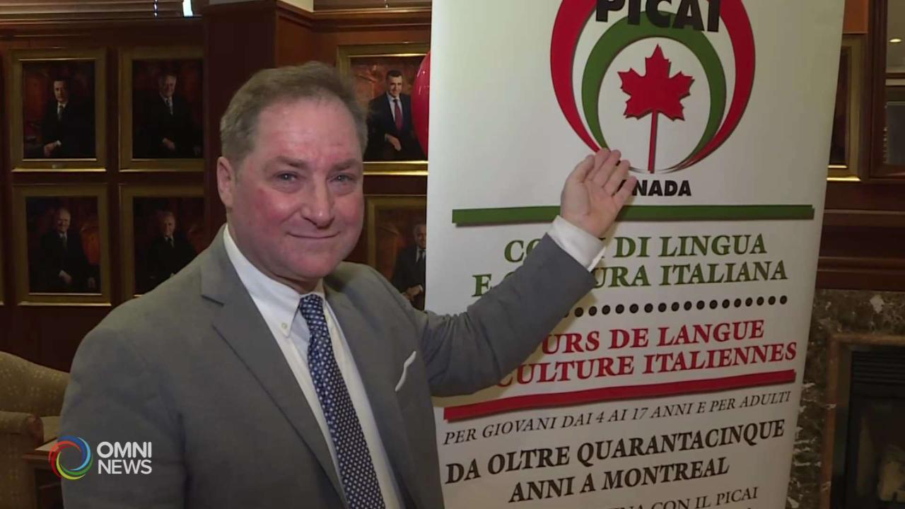 Riaprono i corsi di italiano al Picai di Montreal