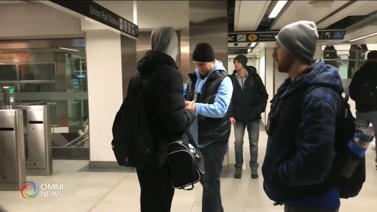公車局聘請便衣䅲查員監察逃票情況 — Mar 13, 2019 (ON)