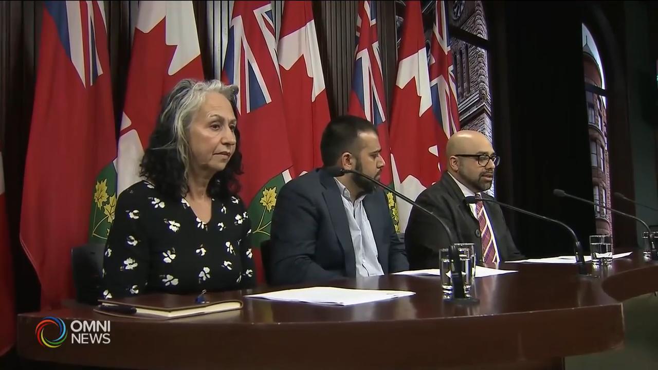 建議將1月29號定為反歧視伊斯蘭日 — Mar 22, 2019 (ON)