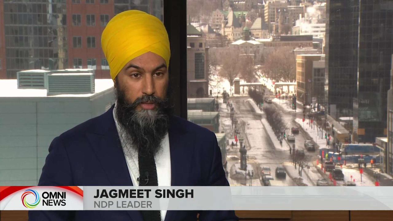 NDP: le speranze di Singh per il budget