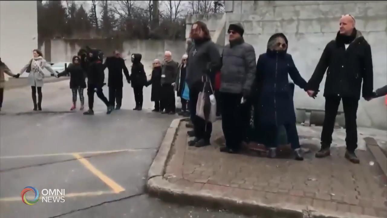 不同團體表達對穆斯林社區支持 — Mar 22, 2019 (ON)