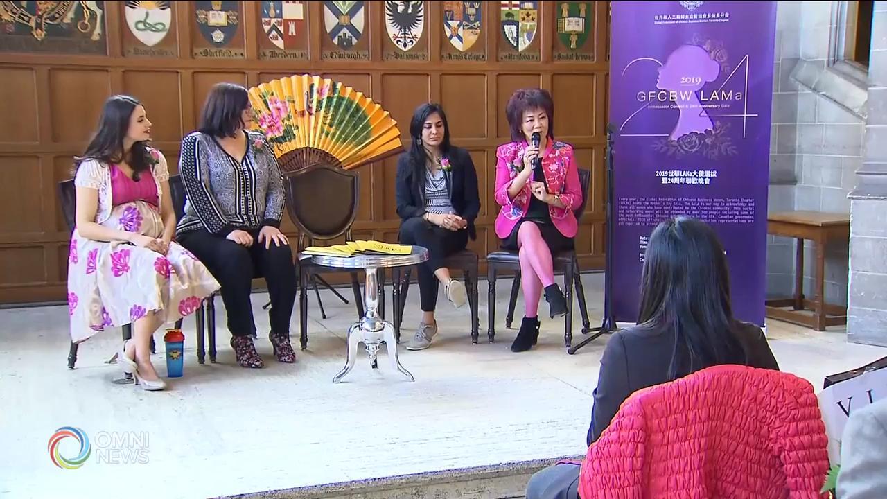 庆祝国际妇女节座谈会 – Mar 11, 2019(ON)