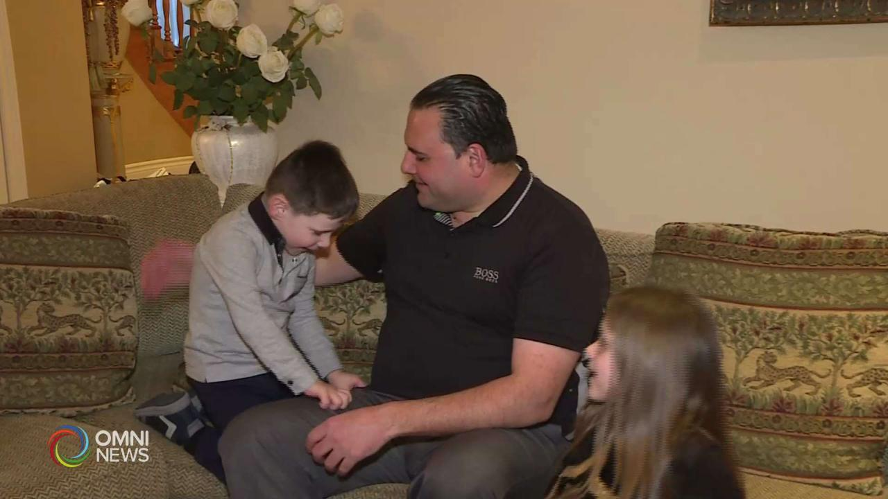 Due coppie con una sindrome rara a Laval in Quebec