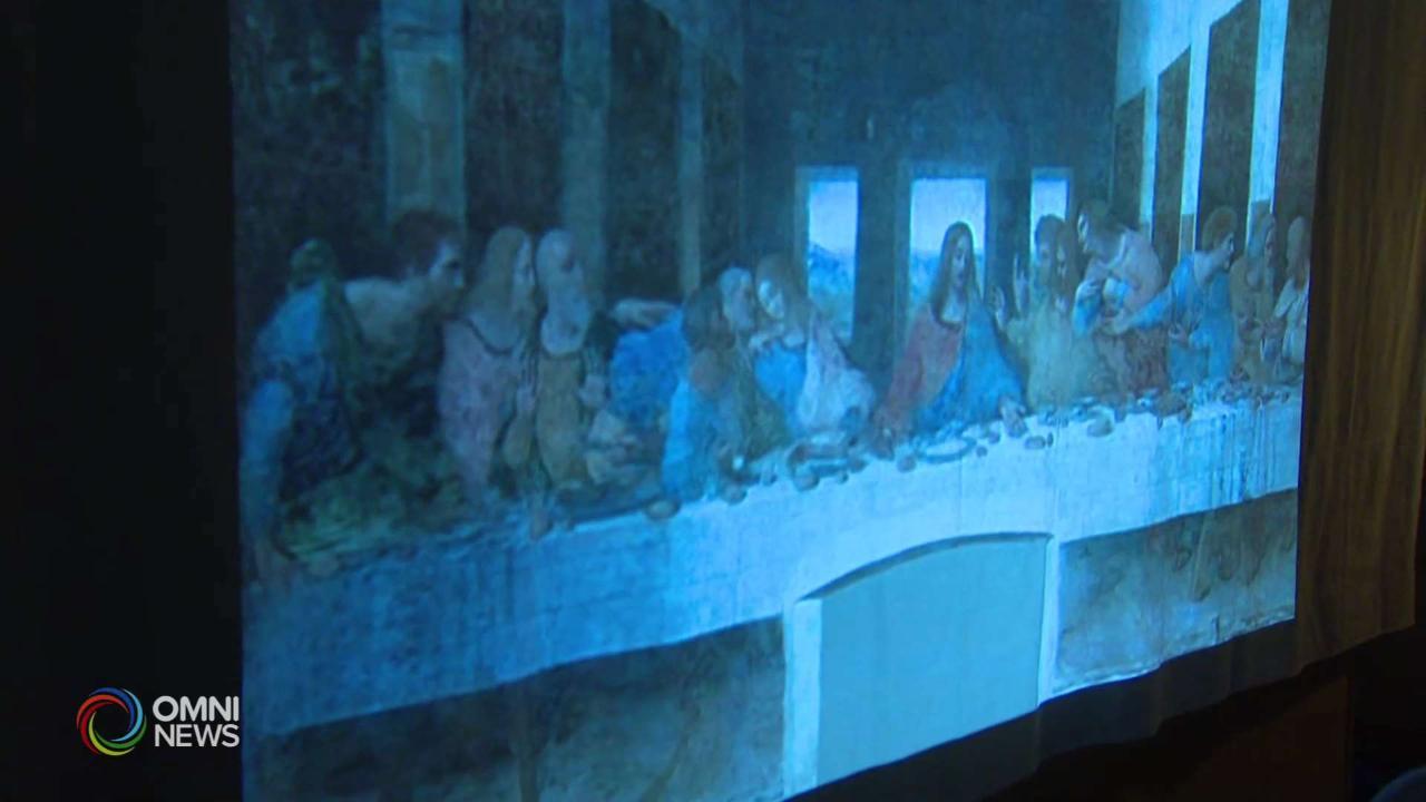 L'Ultima Cena di Leonardo in scena a Toronto