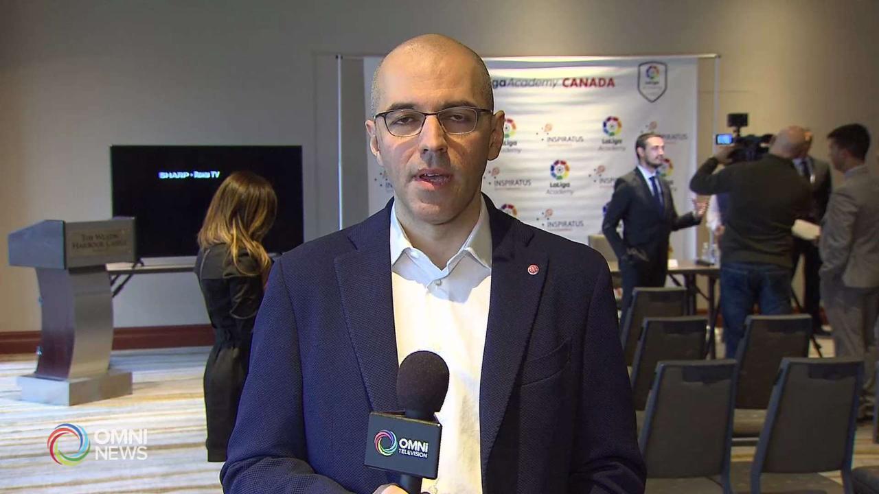 La Liga sbarca in Canada: a Toronto la prima accademia del Nord America