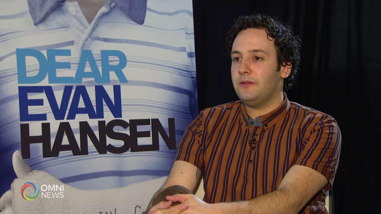 Alessandro Costantini, un Italo-Canadese nel cast di Dear Evan Hansen