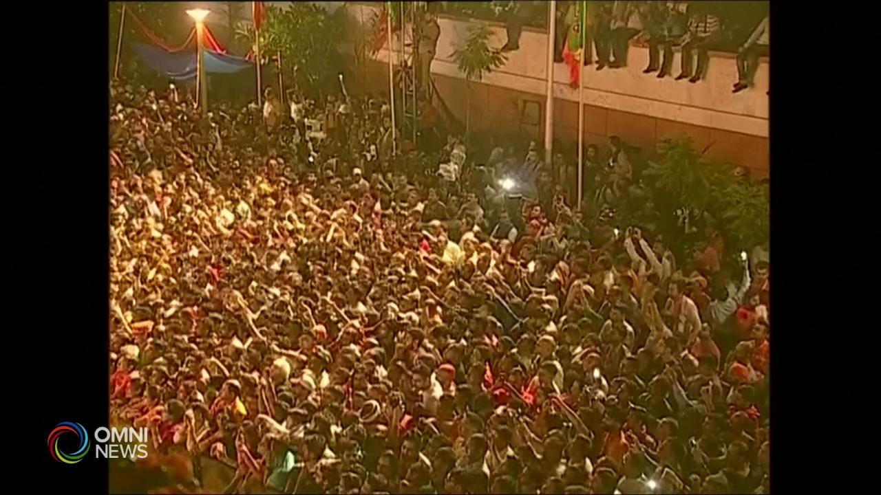 Modi Wins in Landslide Victory