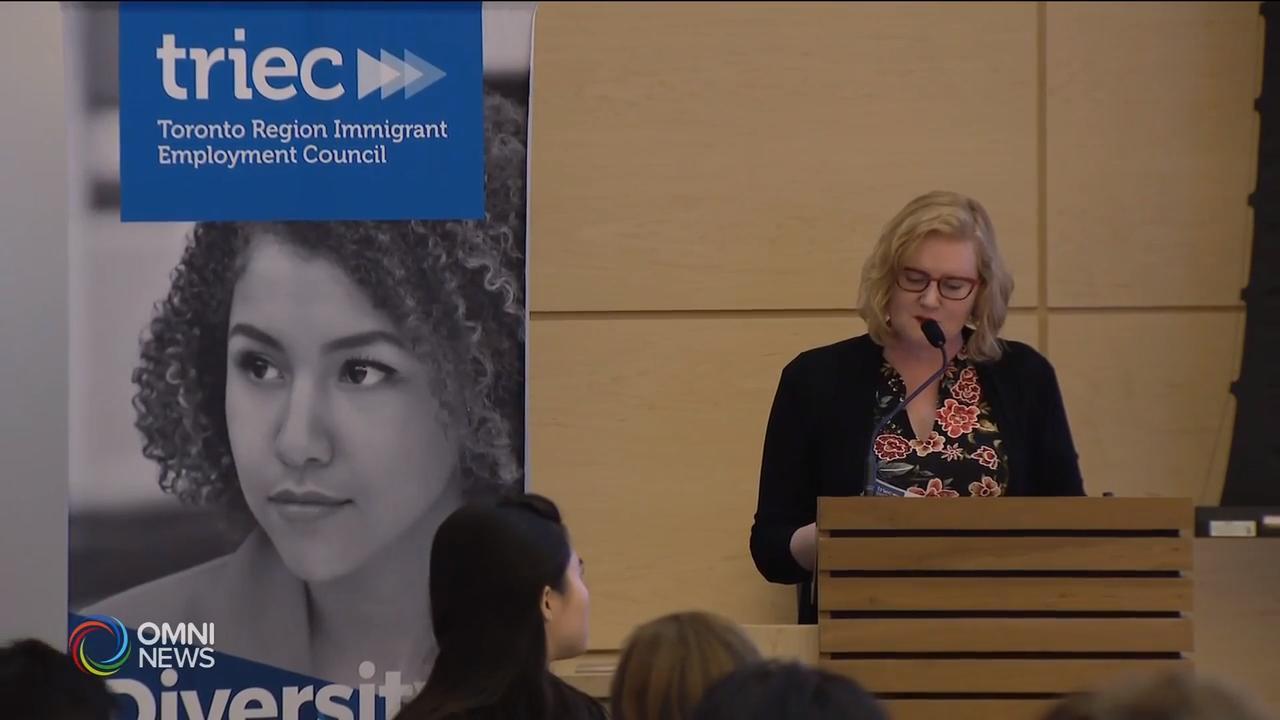 多伦多区域移民就业谘议会举办交流会 – May 16, 2019 (ON)
