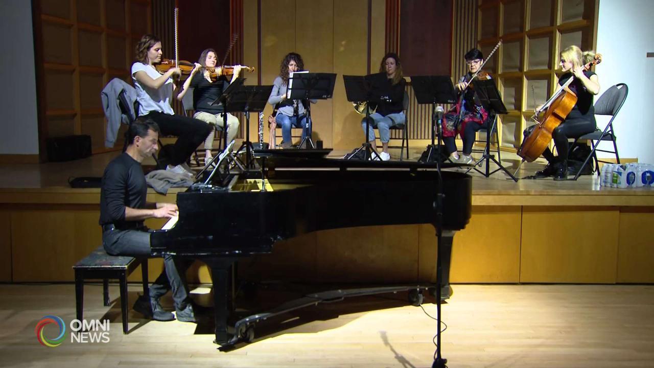 """""""Omaggio a Ennio Morricone"""", il concerto a Toronto"""