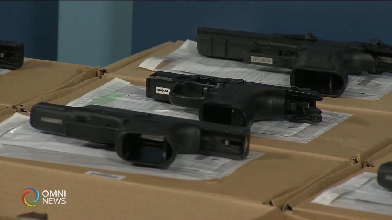 多倫多警方回收槍械計劃結束 — May 17, 2019 (ON)