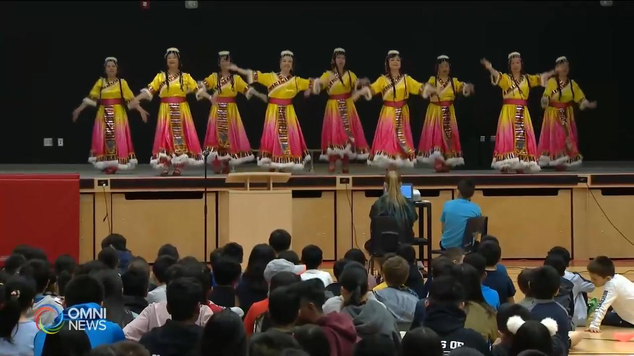 亞裔文化月,學生感受多元傳統 — May 15, 2019 (ON)