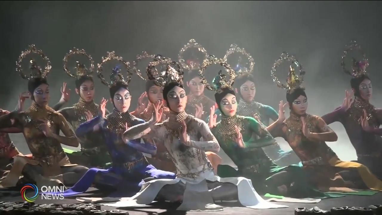 東西合壁舞劇春之頌將於多倫多演出 — Jun 21, 2019 (ON)