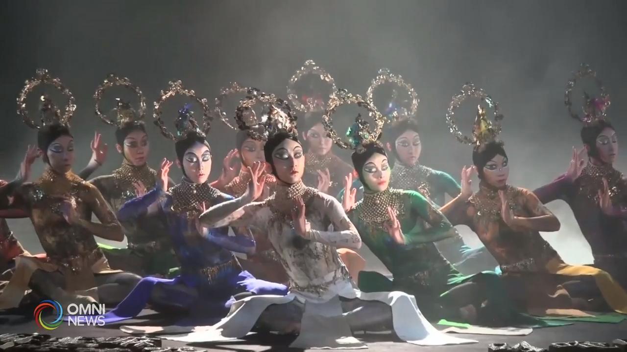 中国舞蹈艺术家杨丽萍首次获邀多伦多 Luminato 艺术节演出  – Jun 21, 2019 (ON)