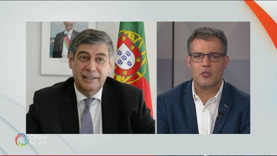 Ambassador for Canada João da Câmara INT