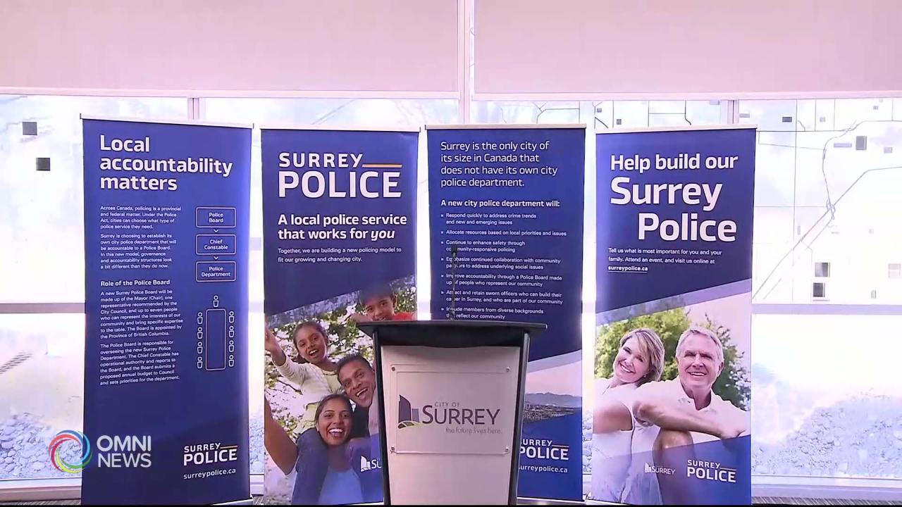 Surrey Police Numbers