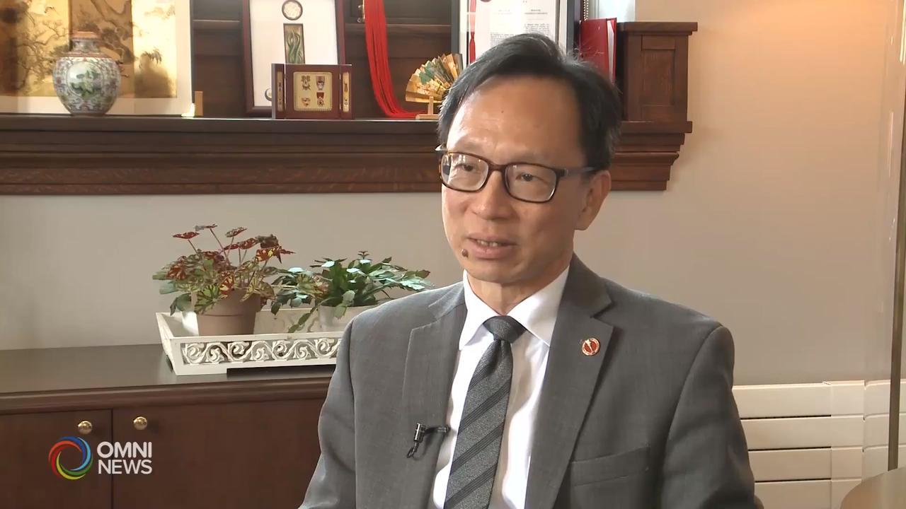 Il Caso Meng Wanzhou: intervista con il senatore Yuen Pau Woo