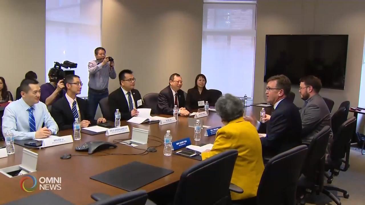 省府与华人地产业者举行圆桌会议(一)  – Jun 24, 2019 (ON)