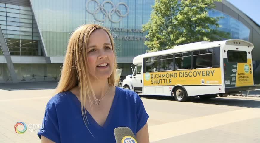 列治文市今夏推出免費巴士 接載游客到市内多個景點旅游(BC) – 2019JUNE14