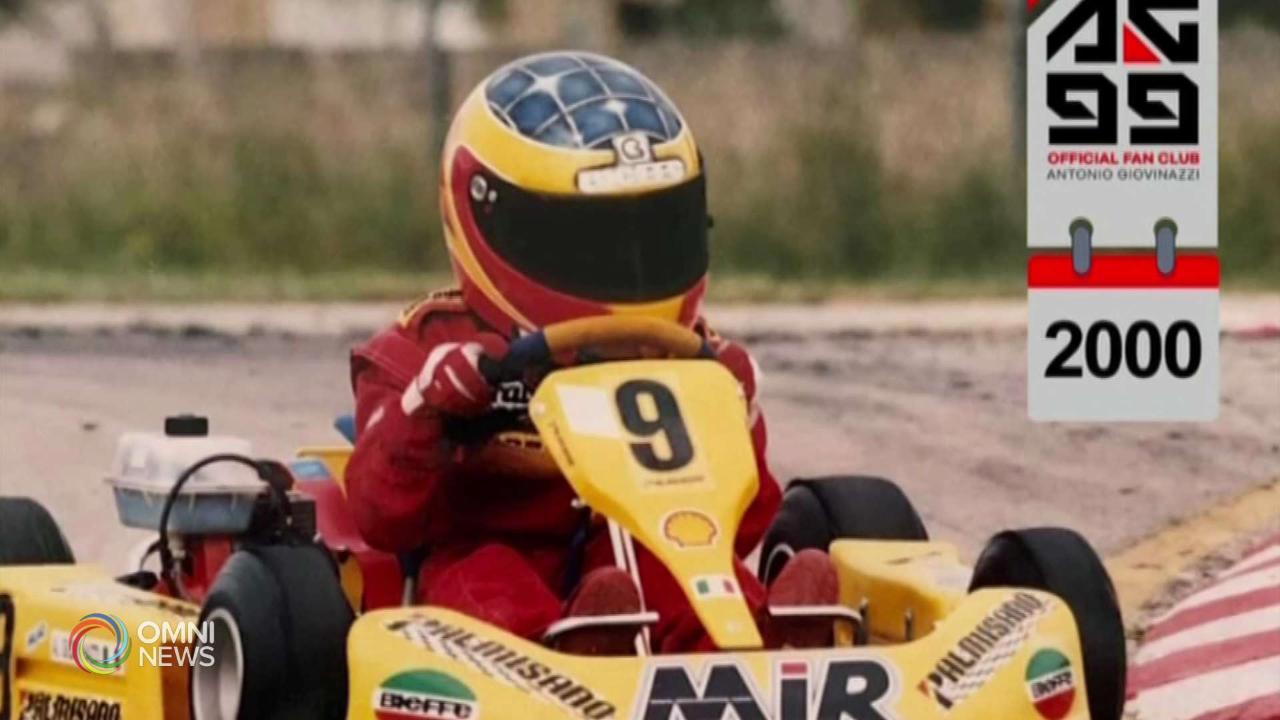 Intervista esclusiva con Antonio Giovinazzi, pilota di Formula Uno: seconda parte