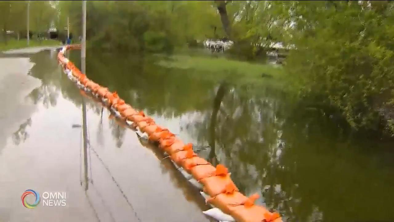 多倫多離島水浸報告發表,防洪警戒持續 — Jun 21, 2019 (ON)