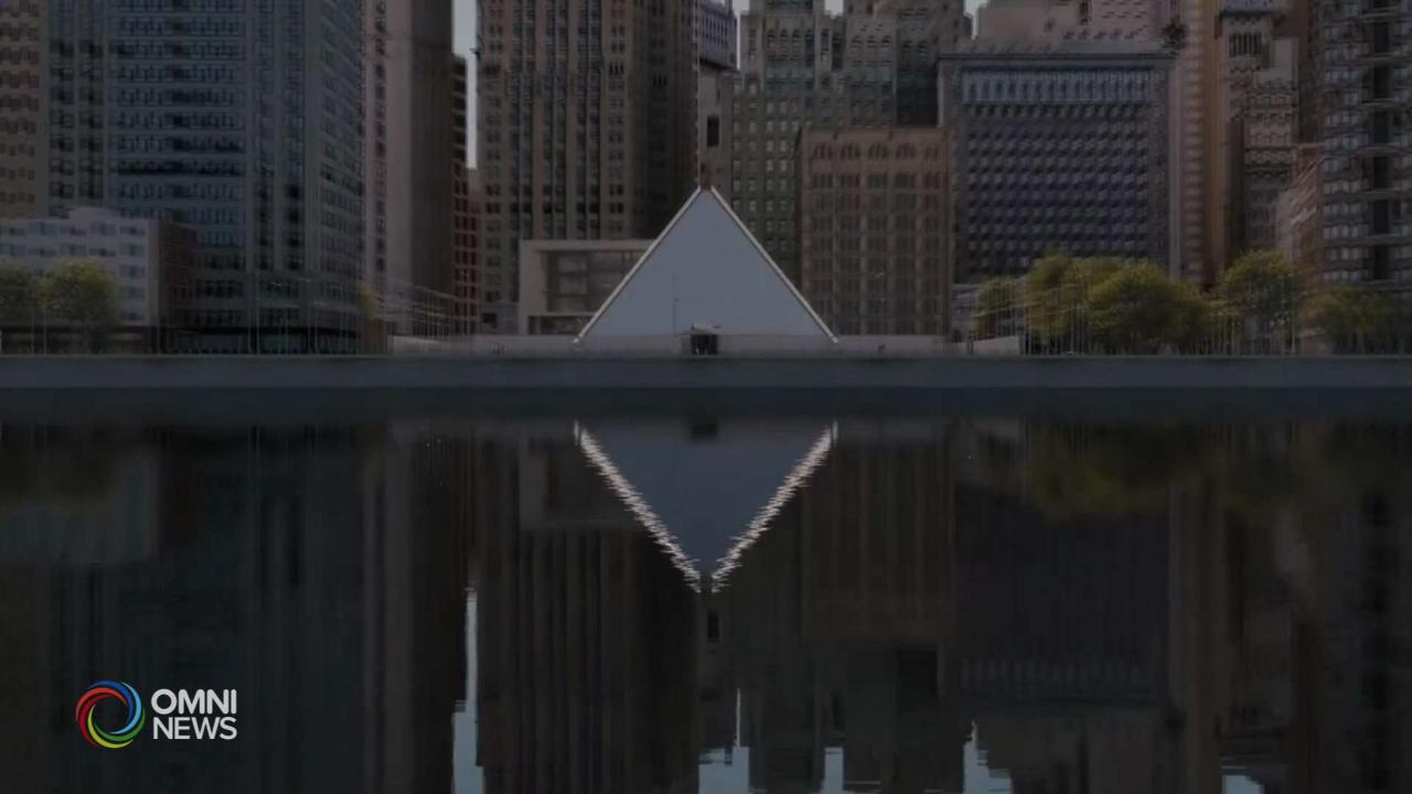PY1: una piramide futuristica dove la tecnologia virtuale la fa da padrona