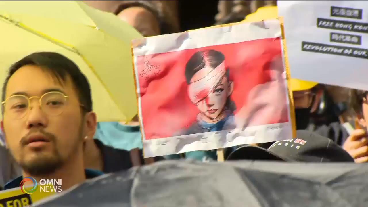 香港問題在華人社區產生矛盾 – Aug 19, 2019 (ON)