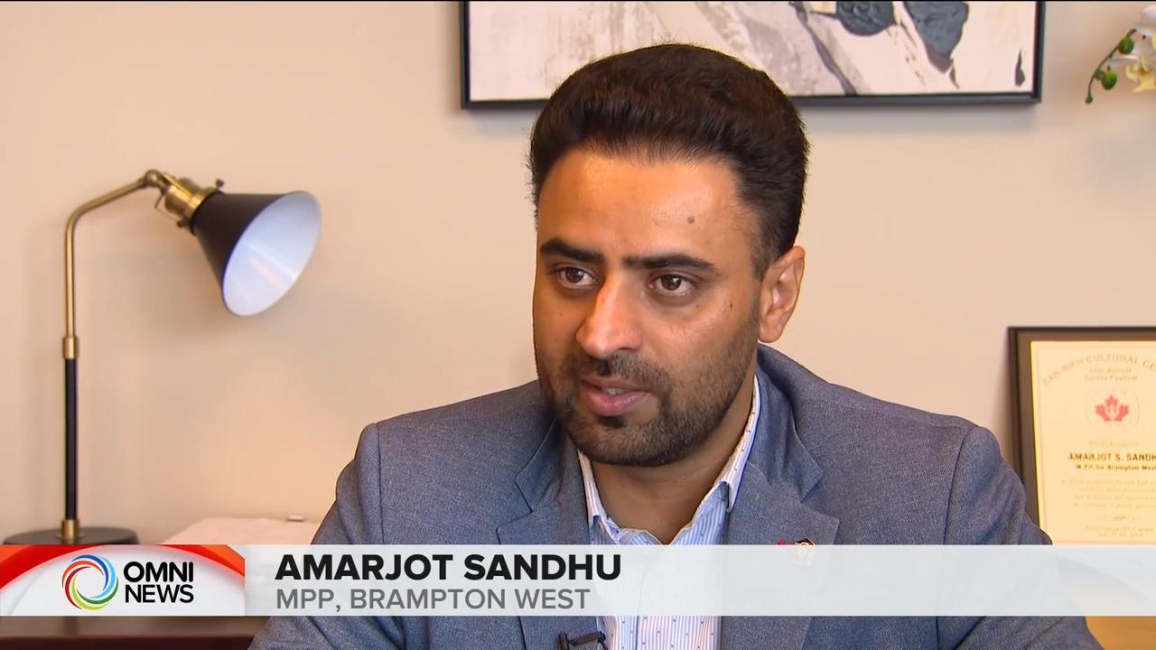 MPP Amarjot Sandhu explains the new Sex Ed cirriculum