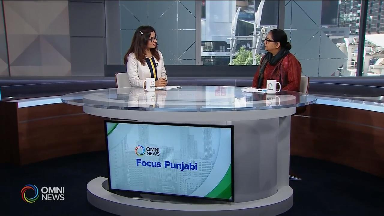 Discussing the issues faced by senior South Asian women in Canada